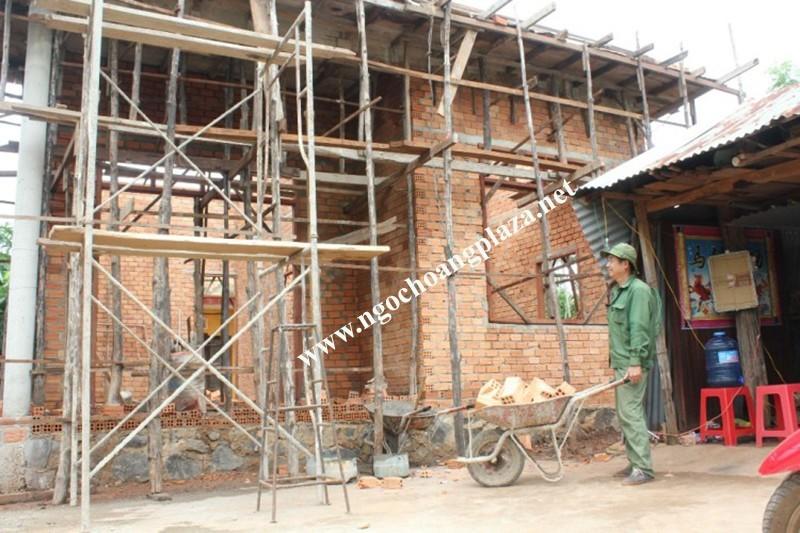 Dịch vụ xây dựng nhà ở giá rẻ