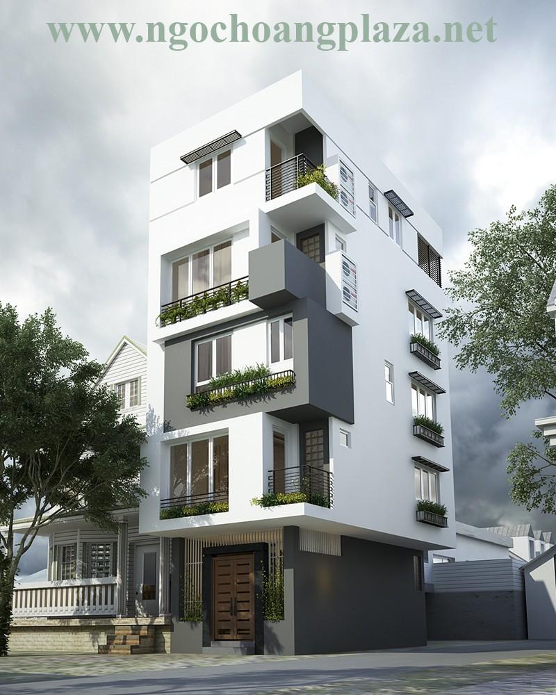 Công ty xây dựng nhà phố đẹp