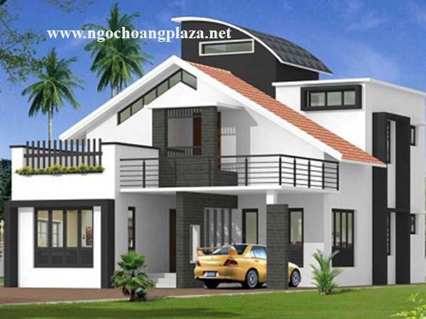 tư vấn xây nhà 2 tầng hiện đại