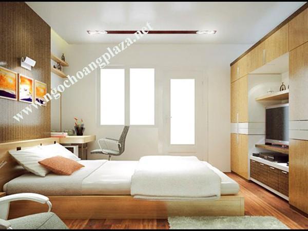 Thiết kế nội thất phòng ngủ đẹp và hiện đại