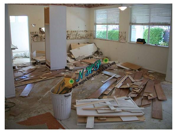 Sửa chữa và cải tạo chung cư