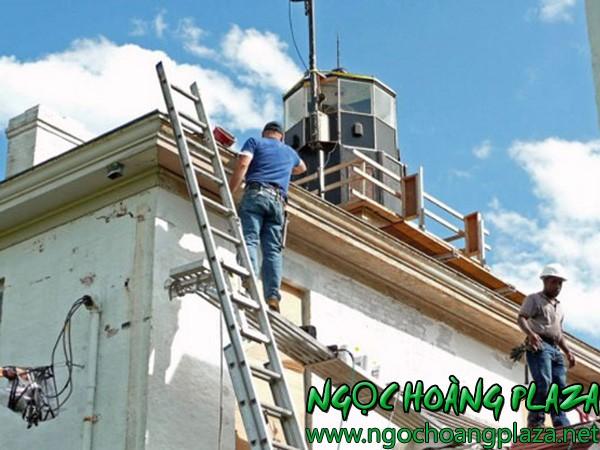 Sửa chữa nhà tại quận 2 TP HCM