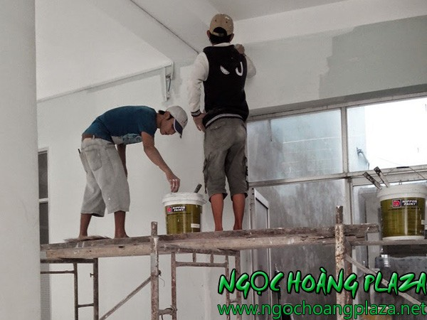 Sửa chữa nhà tại quận gò vấp tphcm